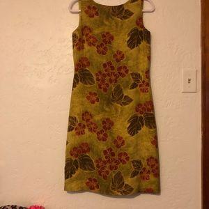 Tommy Bahama 100% silk dress, size 8
